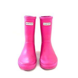 Toddler Girls Hunter Boots